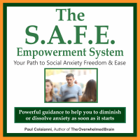 overcoming anxiety audio program