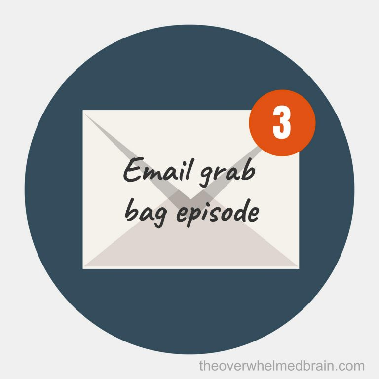 Email grab bag: Purging awkwardness, the perfect partner, lonely and depressed