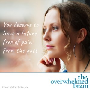 How to heal old trauma without diving into the past